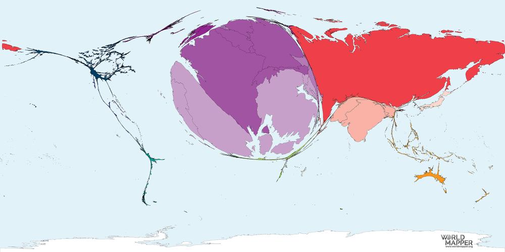 Heatwaves Total Deaths 2001 to 2017