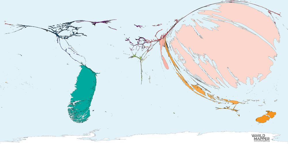 Tsunamis Total Damages 2001-2017