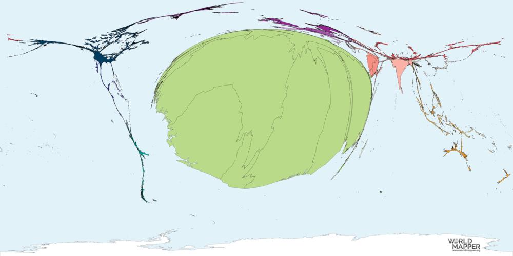 Migration to Liberia 1990-2017