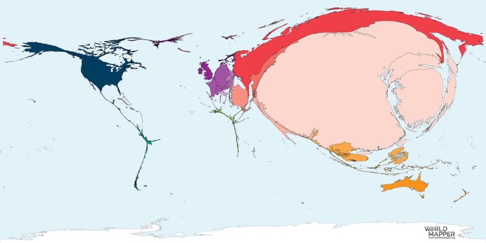 Migration to Mongolia 1990-2017