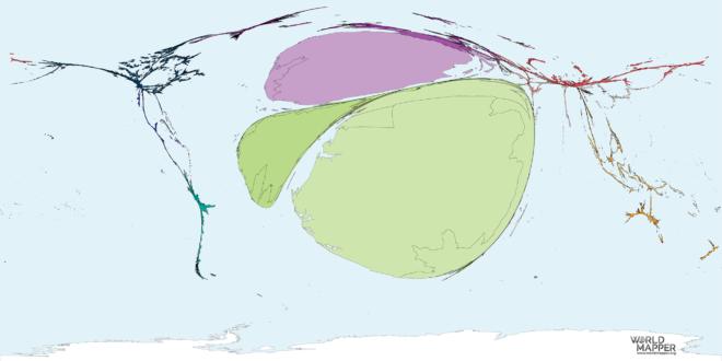 Migration from Equatorial Guinea 1990-2017