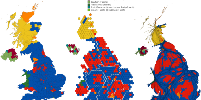 UK General Election Results 2019