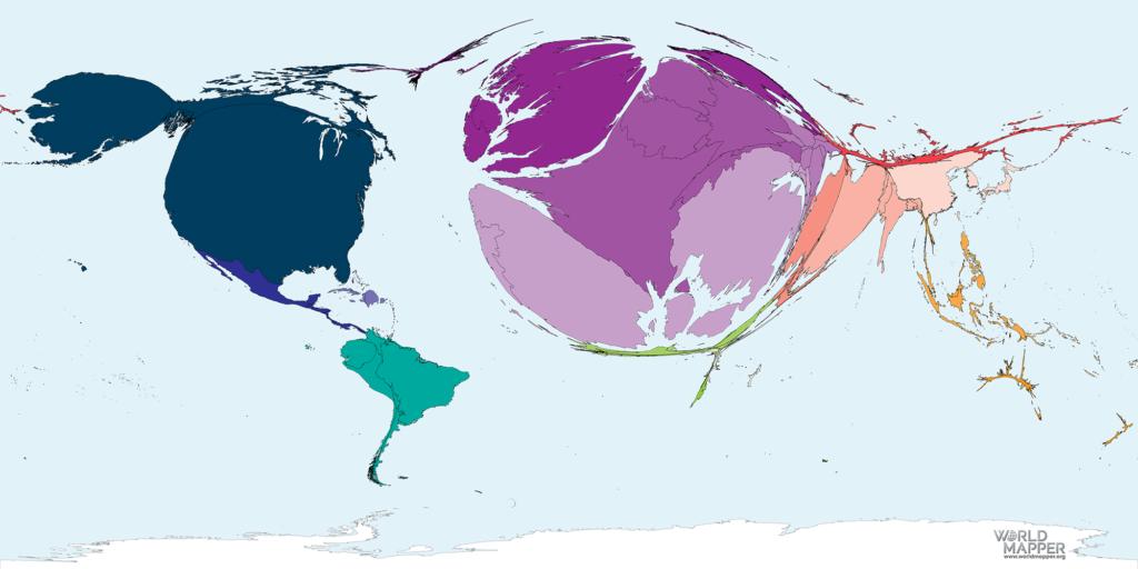 Accumulated Coronavirus deaths as of 03 May 2020